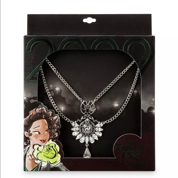 Disney Other - Disney Tiana Necklace Designer Collection